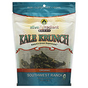 Alive & Radiant Kale Krunch Organic Southwest Ranch