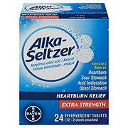 Alka-Seltzer Extra Strength Tablets