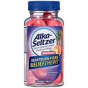 Alka-Seltzer Heartburn + Gas Relief Chews Tropical Punch