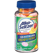 Alka-Seltzer Heartburn Relief Chews Assorted Fruit