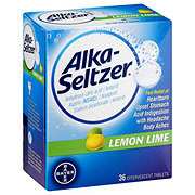 Alka-Seltzer Lemon Lime Tablets
