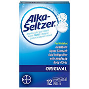 Alka-Seltzer Original Tablets