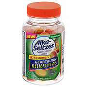 Alka-Seltzer Ultra Strength Heartburn Relief Chews