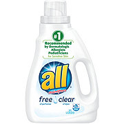 All 2X Liquid Detergent Free & Clear 31 Loads