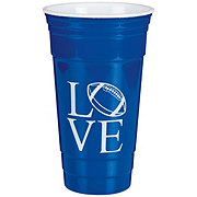 All About U Football Cup Blue