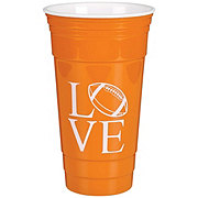 All About U Football Cup Orange