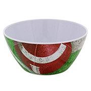 All About U Melamine Football Small Bowl