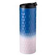 All About U Stainless Steel Ombre Coffee Tumbler