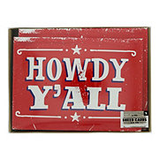 All In The Cards Howdy Y'all Boxed Cards