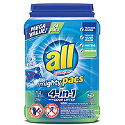 All Mighty Pacs 4 In 1 Stain Lifter