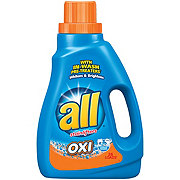 All Oxi Stainlifters Liquid Detergent 28 Loads