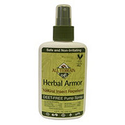 All Terrain Herbal Armor DEET-Free Insect Repellent Pump Spray