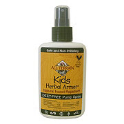 All Terrain Kids Herbal Armor DEET-Free Insect Repellent Pump Spray