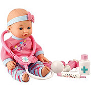All Things Sweet Baby Doll With Medical Set