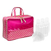 Allegro Basics Party Dot Fitted Weekender Set