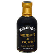 Allegro Gold Buckle Brisket Sauce