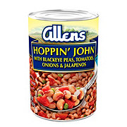 Allens Hoppin' John Blackeye Peas, Tomatoes, Onions and Jalapenos