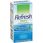 Allergan Refresh Tears Lubricant Eye Drops