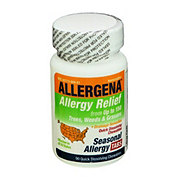 Allergena Allergy Relief Seasonal Quick Dissolve Tabs, 90 CT
