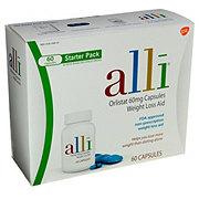 Alli Starter Kit Brochure & Carrying Case