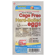 Almark Foods Cage Free Hard Boiled Eggs