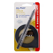 Almay Intense i-Color Everyday Neutrals Eyeshadow For Hazel Eyes with Eyeliner