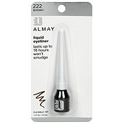 Almay Liquid Eyeliner, Brown