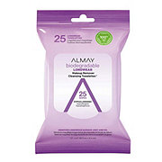 Almay Night Soothing Makeup Remover Towlettes