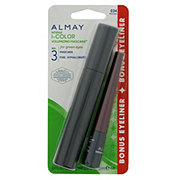 Almay Volumizing Mascara Hazel With Liquid Eyeliner