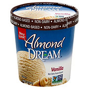 Almond Dream Non-Dairy Vanilla Frozen Dessert