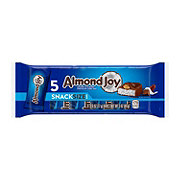 Almond Joy Milk Chocolate Coconut & Almond Snack Size Candy Bars