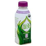 Aloe Gloe Natural White Grape Aloe Water