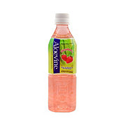Aloevine Aloe Vera Strawberry Drink
