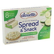 Alouette Le Petite Fromage Cucumber & Dill Cheese Spread