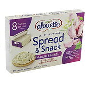 Alouette Le Petite Fromage Garlic & Herbs Cheese Spread