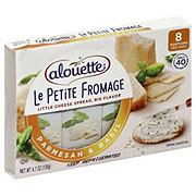 Alouette Le Petite Fromage Parmesan & Basil Cheese Spread
