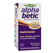 Alpha Betic Multivitamin Tablets