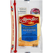 Alpine Lace 25% Reduced Fat Muenster Cheese
