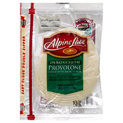 Alpine Lace 25% Reduced Fat Provolone Cheese
