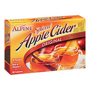 Alpine Original Spiced Apple Cider Instant Powdered Drink Mix