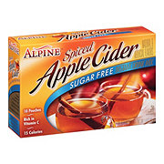 Alpine Spiced Apple Cider Sugar Free Instant Powdered Drink Mix