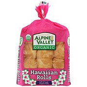 Alpine Valley Organic Hawaiian Rolls