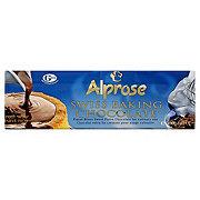 Alprose Swiss Baking Chocolate