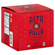 Alta Palla Sparkling Black Cherry