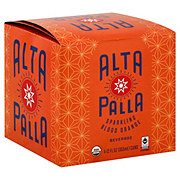 Alta Palla Sparkling Blood Orange