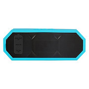 Altec Lansing Bluetooth Jacket Portable Speaker H20 Blue