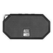 Altec Lansing Bluetooth Mini Portable Speaker H20 Black