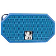 Altec Lansing Bluetooth Mini Portable Spreaker H20 Blue