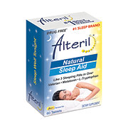 Alteril Natural Sleep Aid Tablets