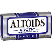 Altoids Arctic Peppermint Mints, Tin